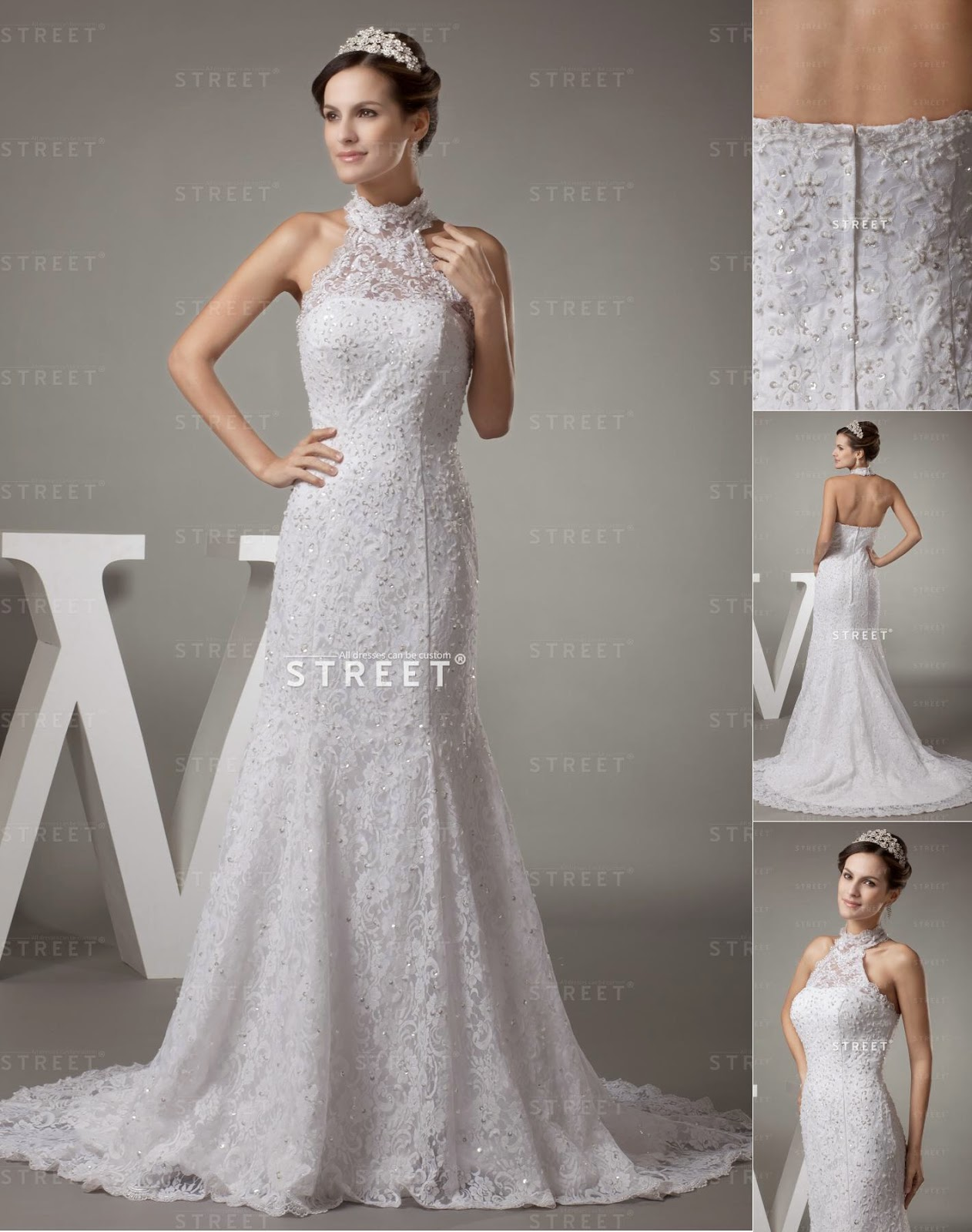 Provato per voi e noi dress street and its fabulous for Very sparkly wedding dresses