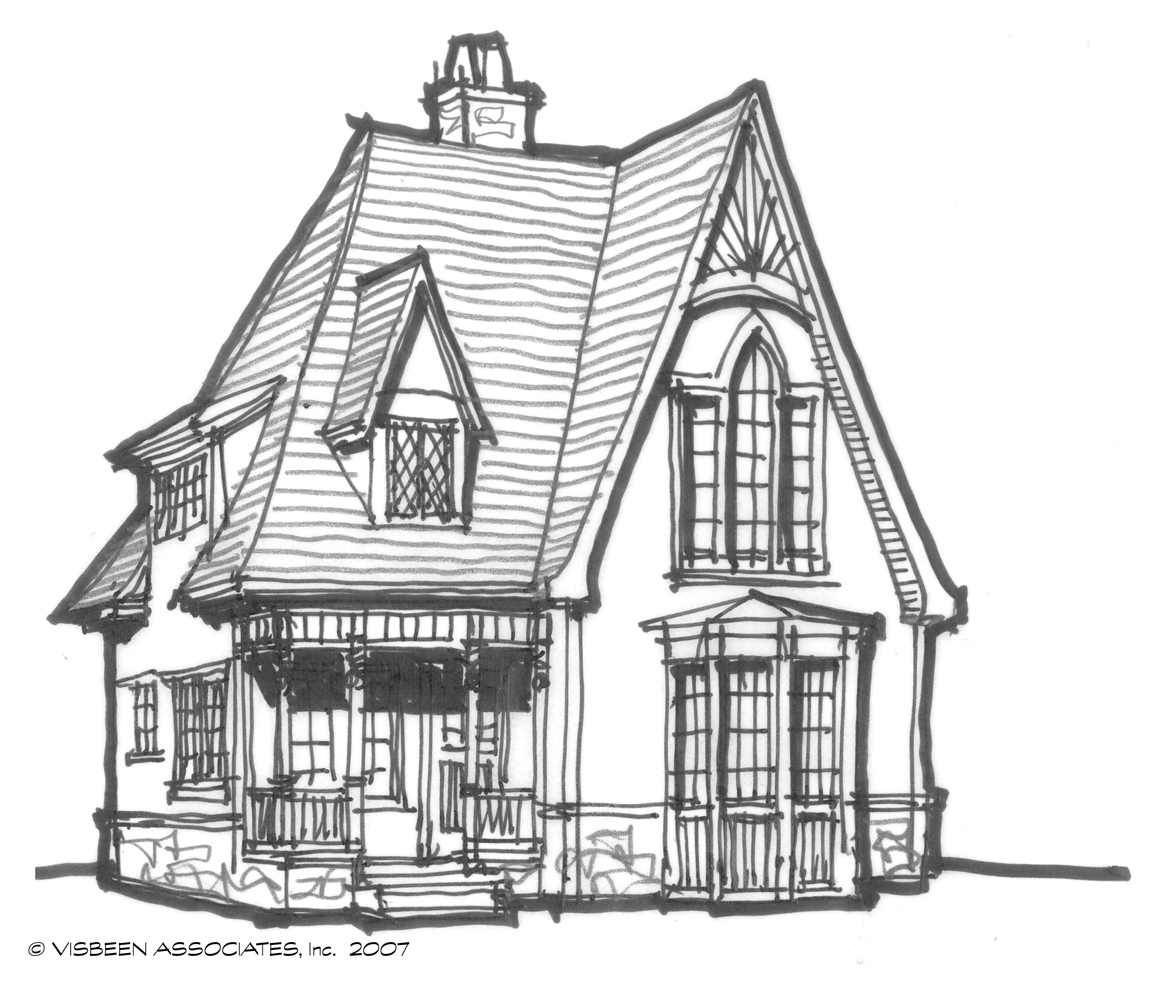 Architectural Tutorial: Victorian Style | Visbeen Architects