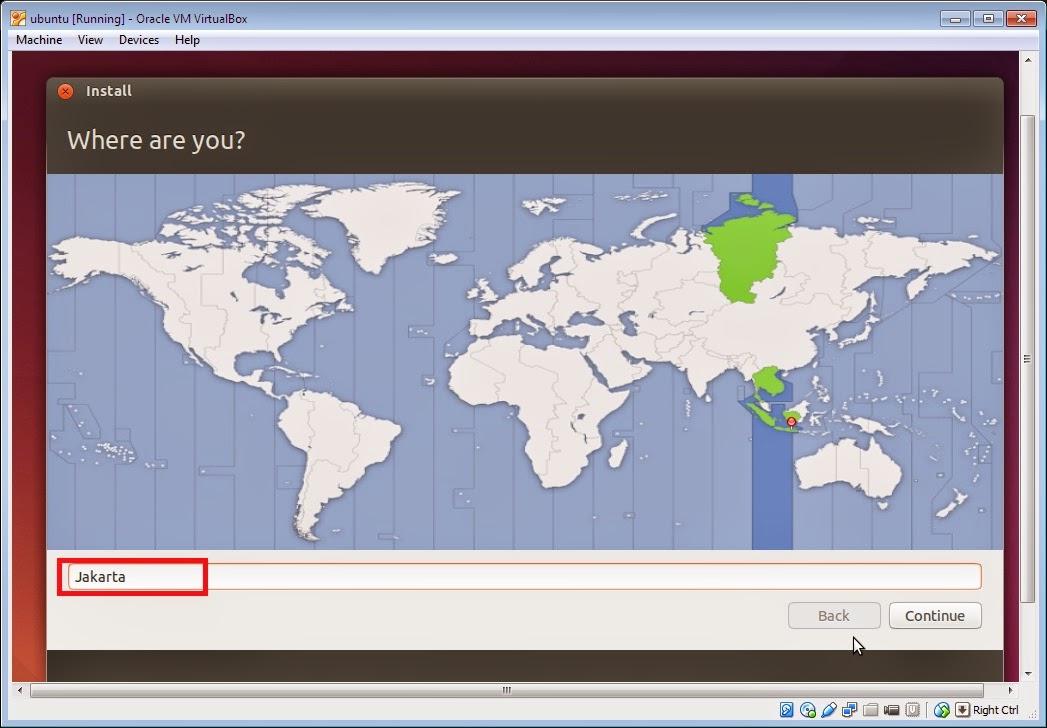 Cara Instalasi Ubuntu