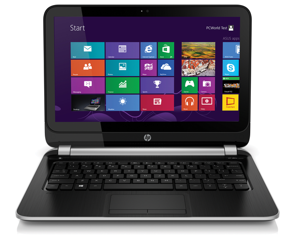 HP Pavilion TouchSmart 11z-e000