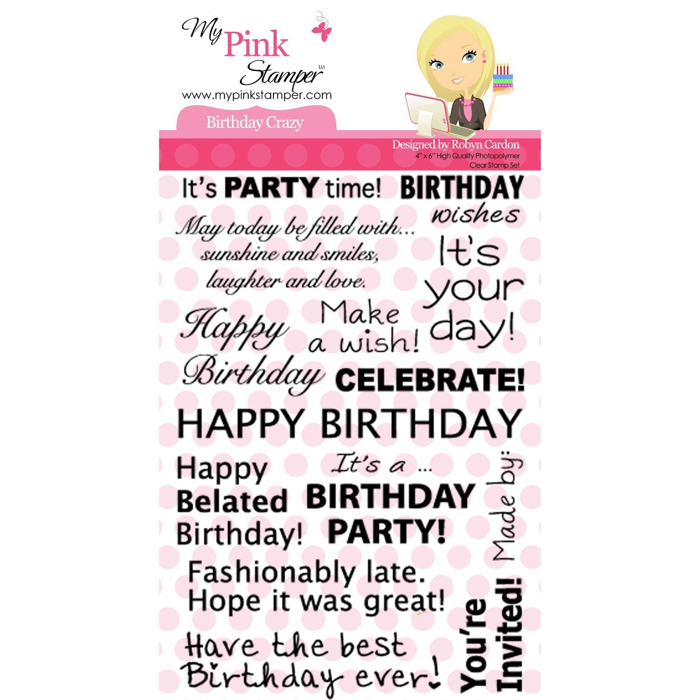 Crazy Birthday Quotes