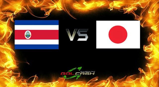 Prediksi Kosta Rika vs Jepang