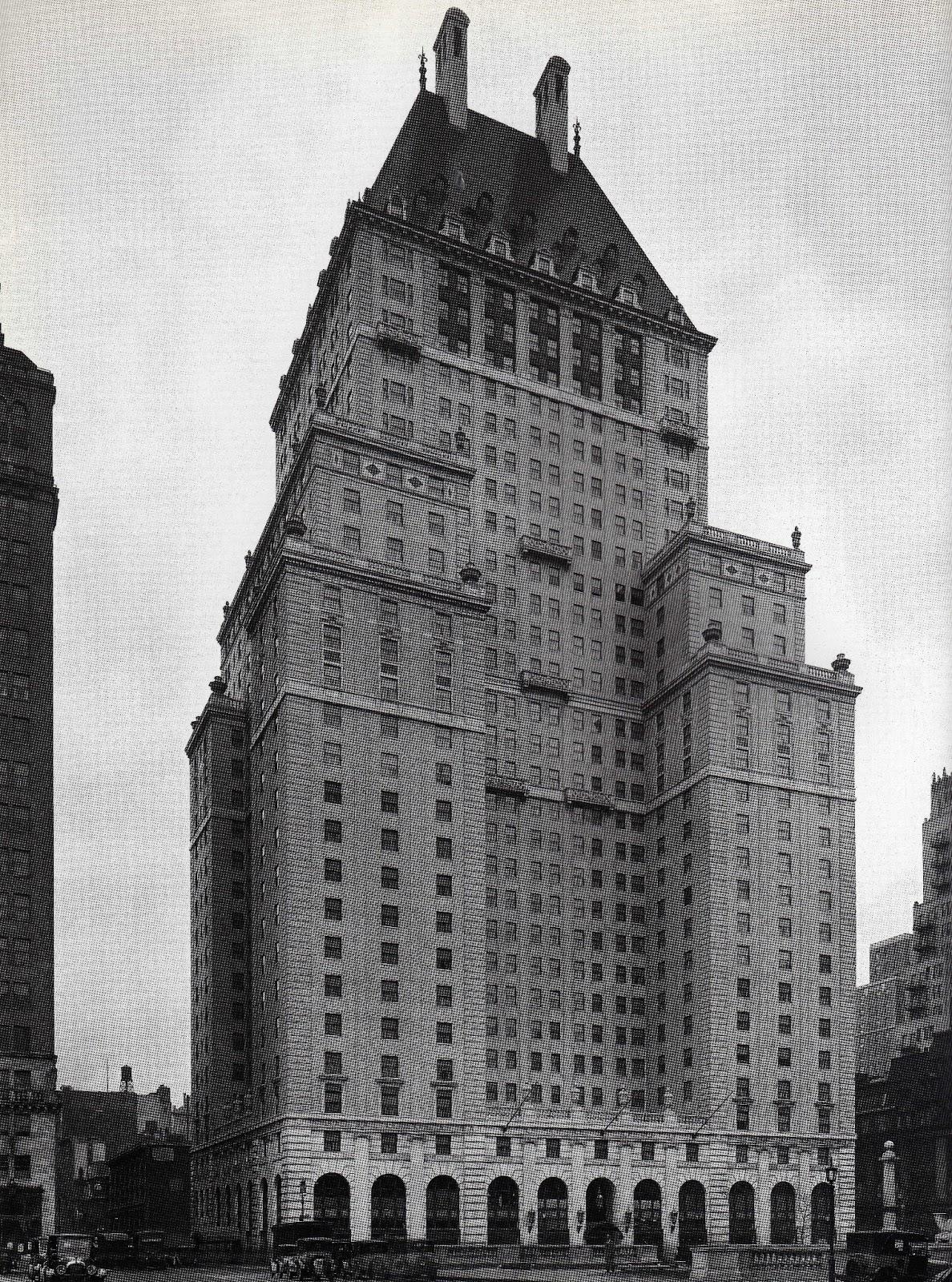 Historia De Los Rascacielos De Nueva York Two Park Avenue