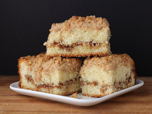 Cookistry: Walnut Streusel Coffee Cake for a Virtual Baby ...