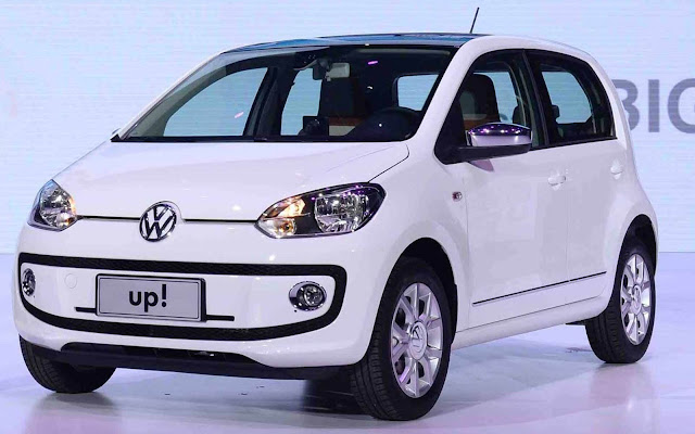 Volkswagen up! - design
