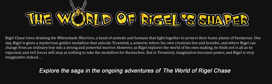 The World of Rigel's Shaper