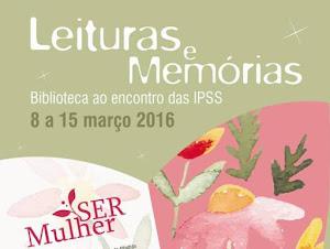 SER MULHER - LEITURAS E MEMÓRIAS