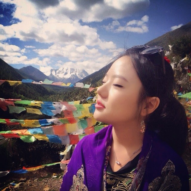 Tibet sexy babes