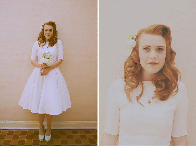 melbourne retro wedding