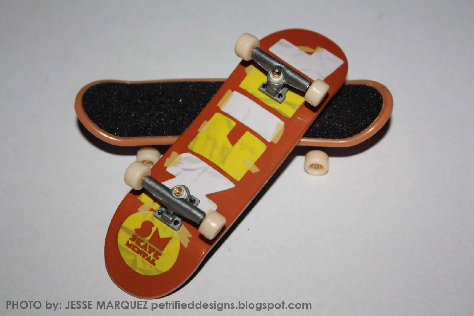 Randomly random toy review tech deck fingerboards much in fingerboarding you can make obstacles using cement and wood to make your own mini skatepark lol and fingerboards can save you from boredom d baanklon Gallery