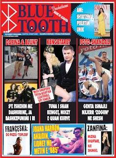 Revista BLUETOOTH - 22 Qershor 2013