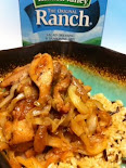 Stir Fry Ranch Chicken