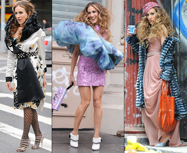 Sex and the City: Some of Carrie's favorite fashion moments