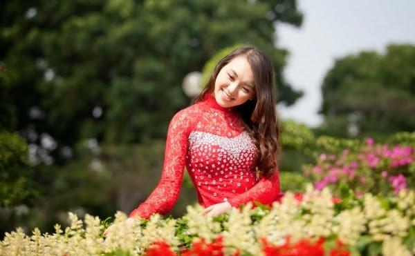 Pink Nguyên - Thắm đỏ xuân nồng