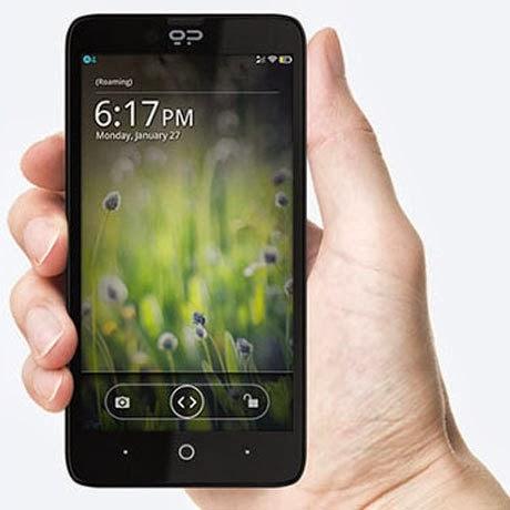 Ponsel Dual OS 'Geeksphone' Dihargai Rp 3,5 Juta