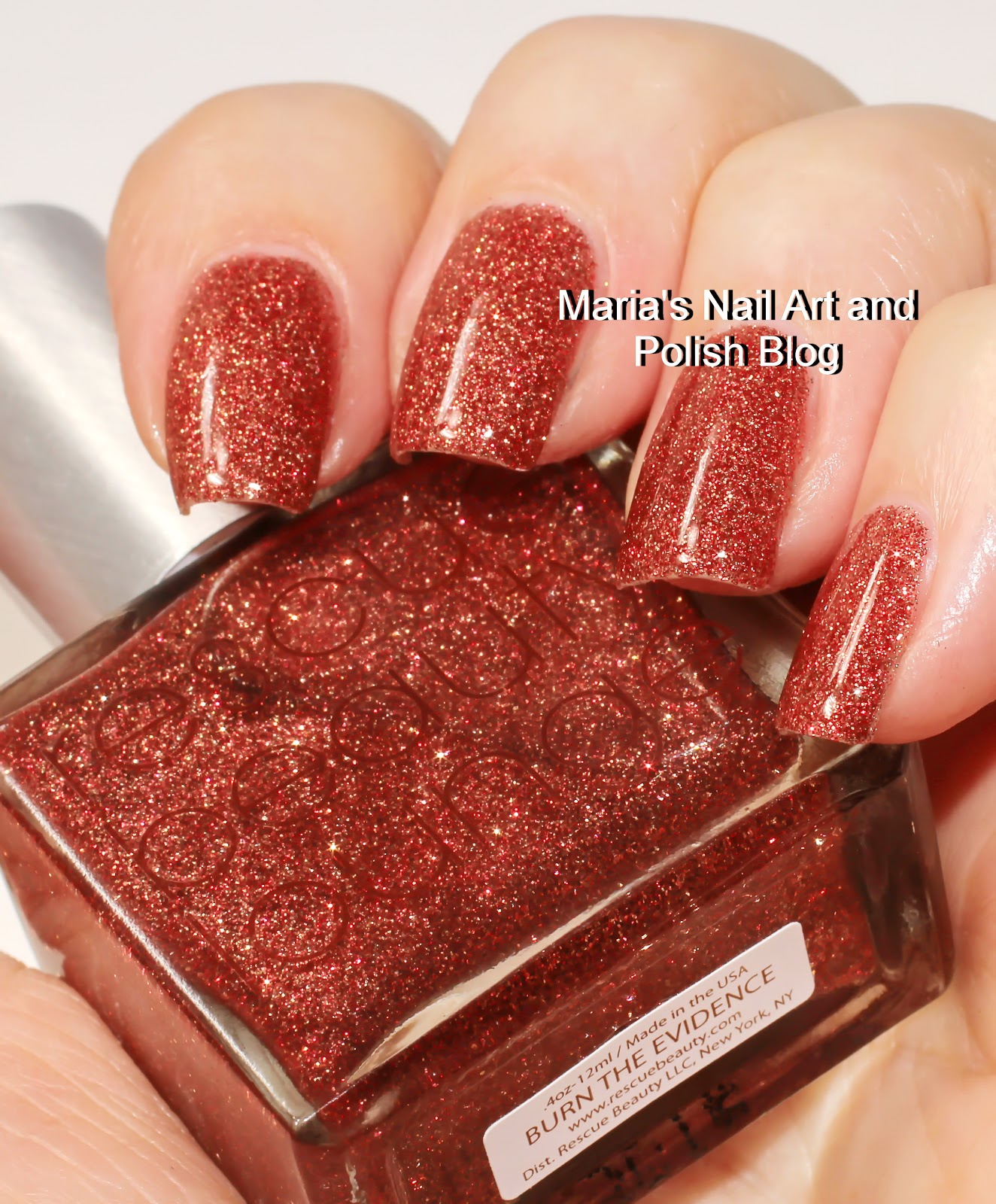 Marias Nail Art And Polish Blog: Rescue Beauty Lounge