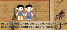 BLOG DE MÚSICA DE QUINTO