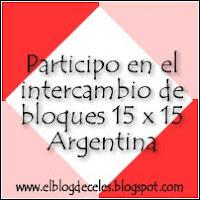 Intercambio bloques 15x15