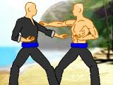Free Games Online : Fighting Games - Pencak Silat 2