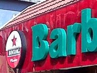 Barbara merupakan wisma mesum paling favorit di Gang Dolly.
