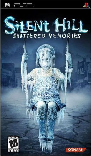 Download Silent Hill: Shattered Memories - PSP Game Direct Link