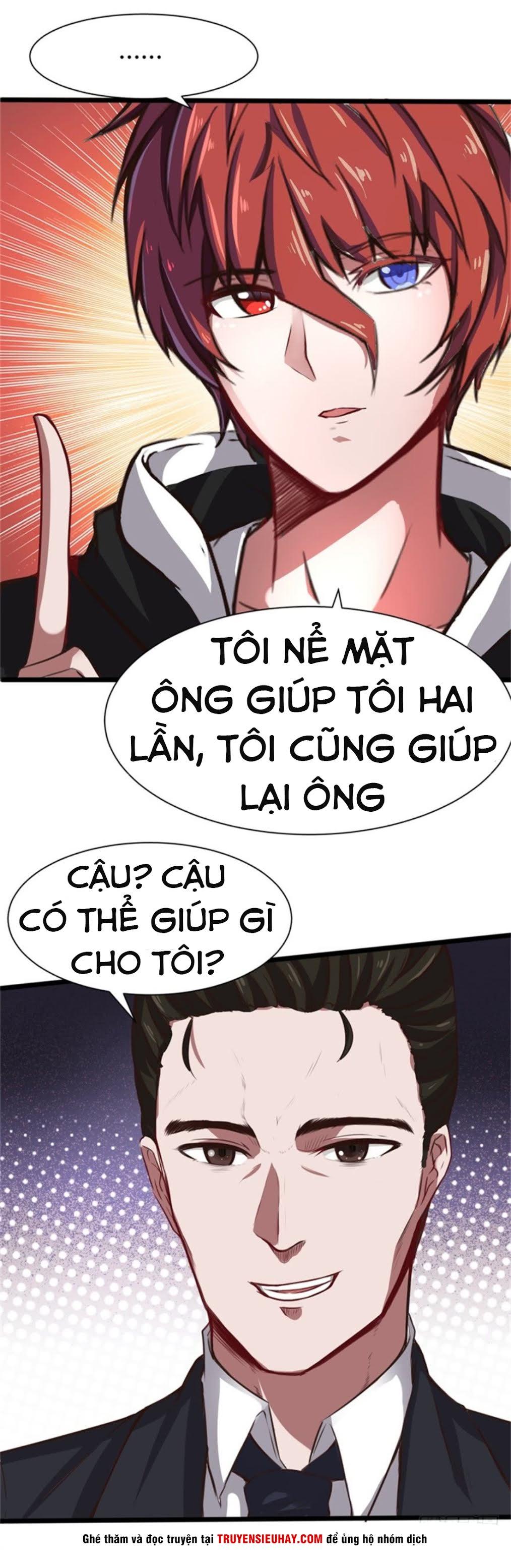 Đô Thị Âm Dương Tiên Y chap 2 - Trang 13