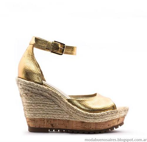 Zapatos y sandalias 2015. Moda primavera verano 2015 zapatos.