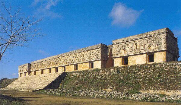 El mirador impaciente cultura maya vii for Civilizacion maya arquitectura