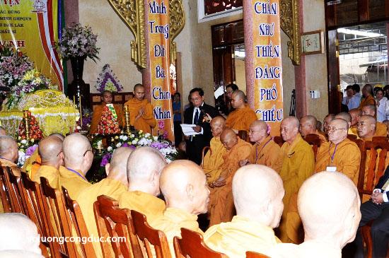 Cung tiễn Trà tỳ Kim Quan Cố HT - Thích Giác Dũng - voluongcongduc.com -05