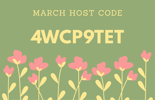 Host Code For The Month