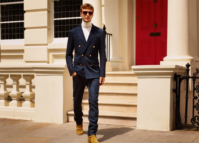 Bally Spring Summer 2016 Featuring Clement Chabernaud