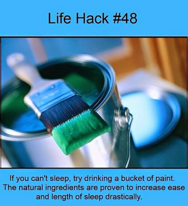 useless lifehacks