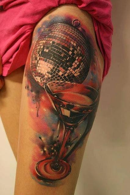 Tatuaje discoteca