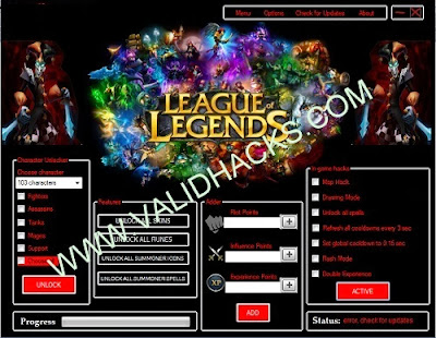 LEAGUE OF LEGENDS CHEAT ENGINE | HACK TOOL