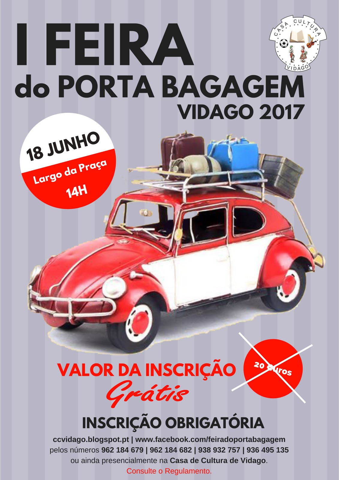 I FEIRA DO PORTA BAGAGEM