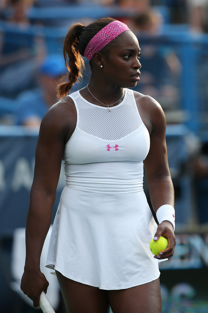 WTA hotties: 2015 Hot-100: #14 Sloane Stephens (@sloanetweets)