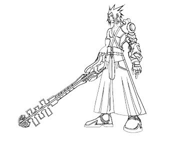#2 Terra Coloring Page