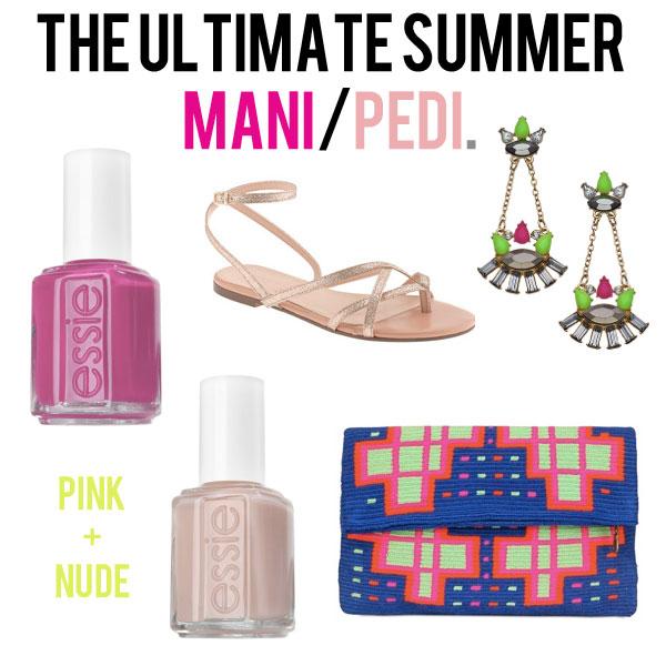 Best Summer Mani Pedi Colors- HireAbility