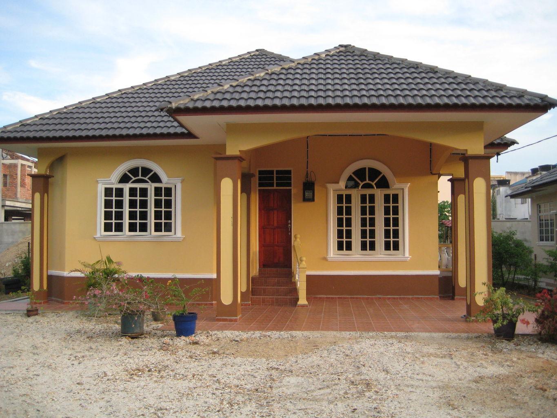contoh rumah kampung