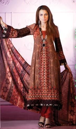 Firdous Lawn Collection 2