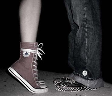 lluvia en sus zapatos: