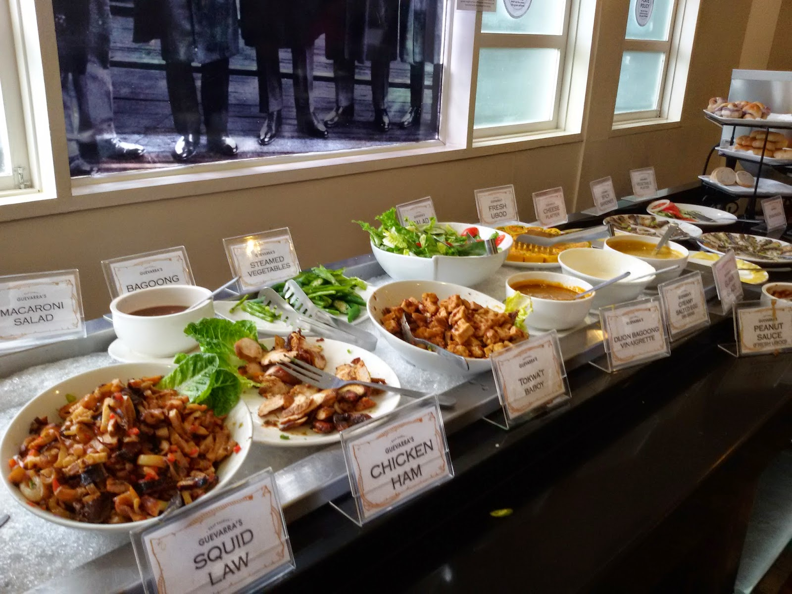 Chef Laudico Guevarra's Buffet Restaurant