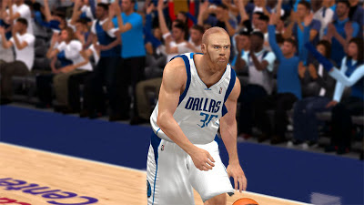 NBA 2K13 Chris Kaman Cyberface 2K Patch