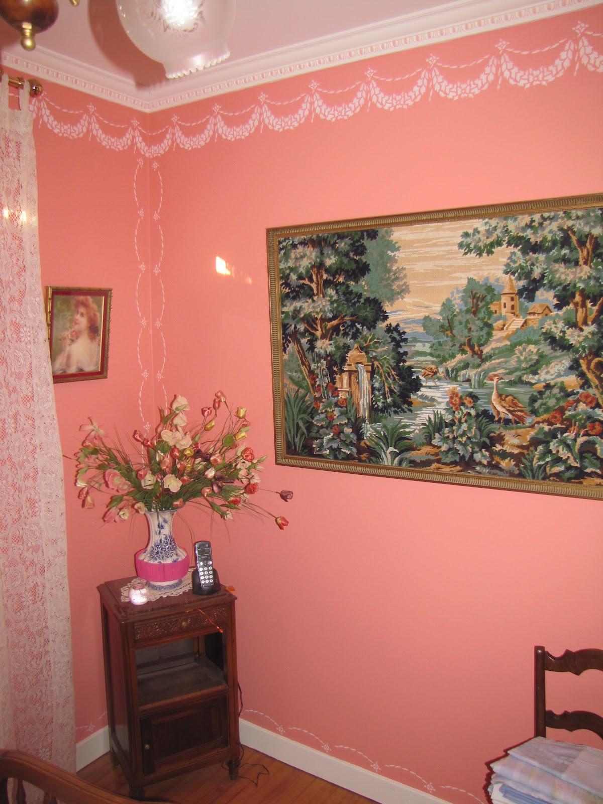 Peinture d corative artisanale didier roussel peinture for Peinture acrylique murale satinee