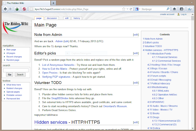 Para o mundo virtual deep web tor acessando os primeiros sites