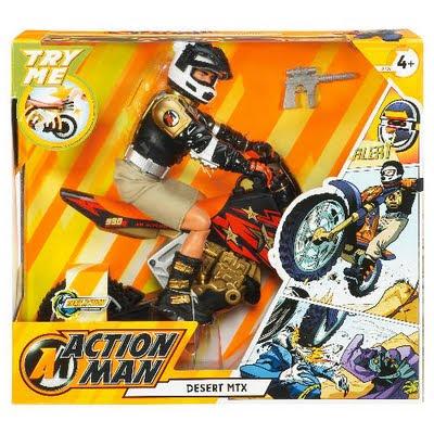 Action-Man sahibi olmak