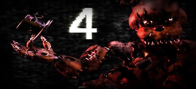 Download Five Nights at Freddy's 4 Apk