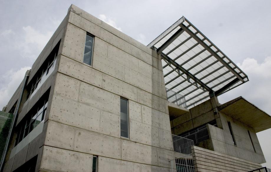 Elementos complementarios de la edificaci n 2015 for Muro de concreto armado
