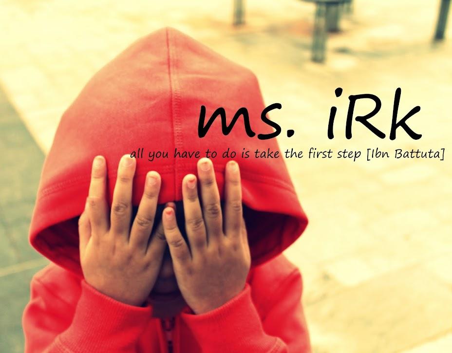 ms. iRk