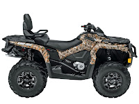 2013 Can-Am Outlander MAX XT 650 ATV pictures 4